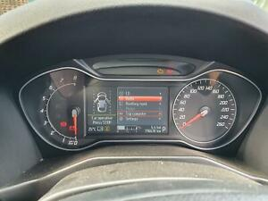FORD MONDEO INSTRUMENT CLUSTER, PETROL, AUTOMATIC, MB-MC, 11/10-12/14