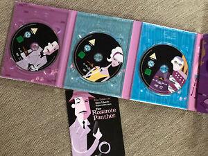 Der Rosarote Panther - Blake Edwards Filmcollection (6 DVDs) DVD