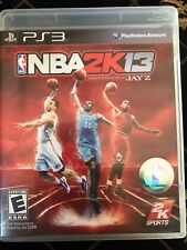 NBA 2K13 ~ PlayStation 3 / PS3 ~ Game & Manual ~ Excellent Condition ~ FREE SHIP