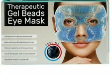 Therapeutic Eye Mask Reusable Hot Cold Therapy Gel Beads Headache Stress Relax