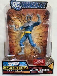 Captain Cold Action Figure 6 Wave 7 DC Universe DC Comic The Flash Supervillain
