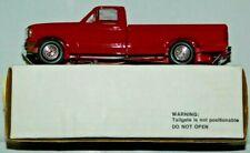 ERTL DEALER PROMO 1992 FORD F-150 XLT BRIGHT RED