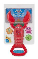 Melissa & Doug Louie Lobster Claw Catcher Pool Toy #6669 BRAND NEW