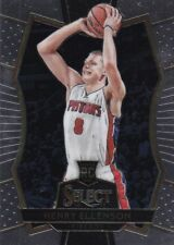 2016-17 Panini Select Basketball Trading Card, (Rookie) #113 Henry Ellenson