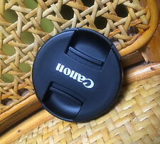 Canon NEW Snap On Lens Cap 49mm Cover protector for EF EFS EF-M Lens