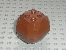 Rocher LEGO Underground OldBrown Rock ref 30293 30294 / Set 4980 4990 4970 4959