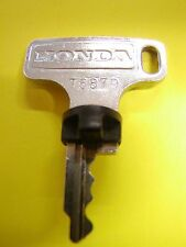Nos Honda Schlüssel Oem Precut Key  T6879 Honda CB 750 Four K0 Sandcast