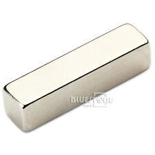 Big Long Strong Block Bar Magnet 40 x 10 x 10mm Cuboid Rare Earth Neodymium N50