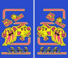 Ms Pacman Medallion Sideart Set (2 pc set) Ms Pac-Man