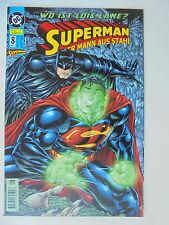 DC Superman Nr. 8 - Z. 1-2