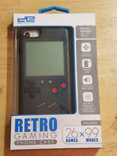 Retro Gaming Phone Case for iPhone 7 or 8 / Digital Accessories / 26 Games / NEW