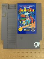 Burger Time NES Cart Only 100% AUTHENTIC ORIGINAL TESTED WORKING Nintendo
