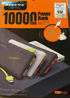 10000 mAh PINENG PN-956 Power Bank with 3 Types Built In Cables