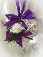 Synthetic Artificial Wedding Bouquets