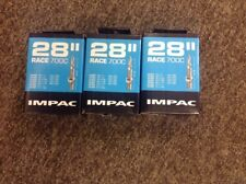 700 X 18/25 C Impac Inner Tubes x 3