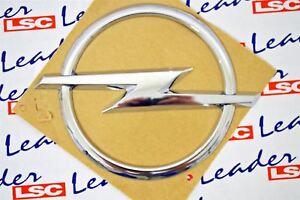 GENUINE Vauxhall ASTRA H 3 Door - TAILGATE / REAR OPEL BADGE / EMBLEM - NEW