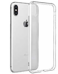Ultra Thin Clear Soft Protective Shockproof Case Iphone 6 7 8 X Xr Xs Max Plus