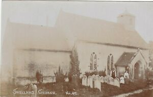 The Church, SHELLAND, Suffolk RP
