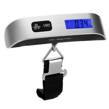 50kg/10g Handheld Digital Electronic Luggage Scale, Suitcase Bags