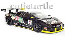 Bburago 18-24001-7 Lamborghini Murcielago Fia Gt #7 Race Car 1:24 Diecast Black