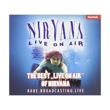 """CD NIRVANA - LIVE ON AIR (THE BEST """"LIVE ON AIR"""" OF NIRVANA) 5055397304779"""