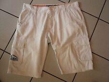 """Short blanc """" Fresh Brand""""  taille XXL"""