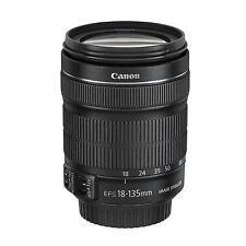 Canon EF-S Auto and Manual Focus Camera Lens