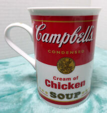 CAMPBELL'S ~ CREAM OF CHICKEN ~ PERPETUAL CALENDAR ~ JULY MUG ~ DANBURY MINT NEW