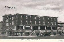 Postcard Strand Hotel Ocean City NJ