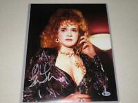 Lea Thompson Signed 11x14 Back to the Future Photo Autograph Beckett BAS COA!