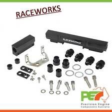 RaceWorks Fuel Rail Set-Up For Mazda RX-7 Turbo FD 1.3L 13BREW