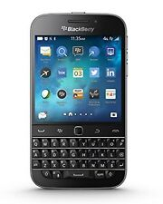 BlackBerry Classic 16GB Black Smartphone Mobile Phone Unlocked SQC100-1