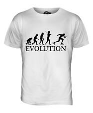 SPEEDSKATER EVOLUTION OF MAN MENS T-SHIRT TEE TOP GIFT ICE SKATING