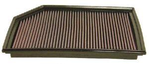 K&N Hi-Flow Performance Air Filter 33-2280 fits Volvo XC90 2.4 D5, 2.5 T, 2.9 T6