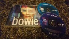 David Bowie - Best of Bowie (CD, 2002) 2 Disc Set