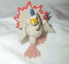"Digimon Kokatorimon Collectible Miniature Figure 1 1/2"" Bandai 2001"