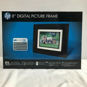 "HP 8"" Digital Picture Frame Model: df840p1"
