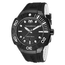 TechnoMarine 513003 Black Reef Swiss Quartz Analog Men's Watch