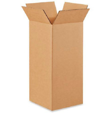 25 8x8x18 Cardboard Paper Boxes Mailing Packing Shipping Box Corrugated Carton