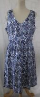 Milly For Design Nation Paisley Print Sleeveless Dress Women's Sz 12 NWT