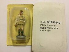 """ PILOTA DI CACCIA REGIA AERONAUTICA AFRICA - 1941 ""  CORPI D' ELITE (040)"
