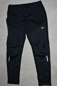 Womens Sz Medium Nike Thermal Element Dri Fit Tights Athletic Running Pants