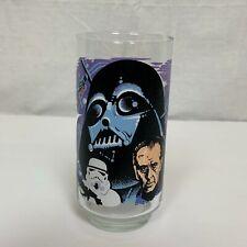 VTG 1977 Burger King STAR WARS Darth Vader Limited Edition Drinking Glasses