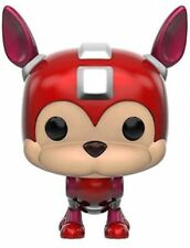 Funko Pop Games Mega Man - Rush Action Figure