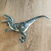 Jurassic World Raptor Dinosaur Figure with Light & Sound