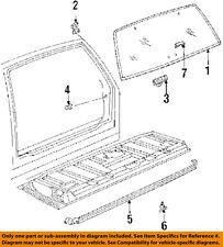 GM OEM Tail Gate Tailgate Hatch-Lock Cylinder 12498270