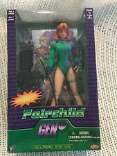 Fairchild Gen 13 Action Figure + Limited Edition Chromium Comic Book NEW!