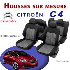 Housses de sièges Sur Mesure pour Citroën C4