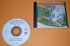 Gerhard Hoffmann und sein Orchester 1927-1938 / NIVO 1997 / JUBE / Vollstädt