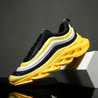 Men's Outdoor Running Sneakers Fashion Slip Tennis Sports Walking Casual Shoes